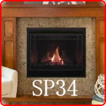 KH-SP34-Gas-Fireplace