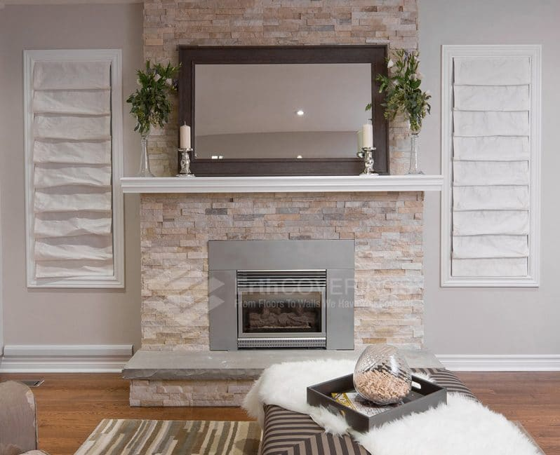 Fireplace Facing & Hearth Pads